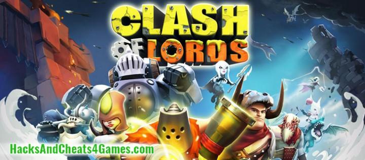 Clash of Lords 2 Взлом (Читы) на Кристаллы (Самоцветы