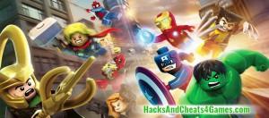 Lego Marvel Super Heroes Коды на Персонажей, Детальки и Транспорт