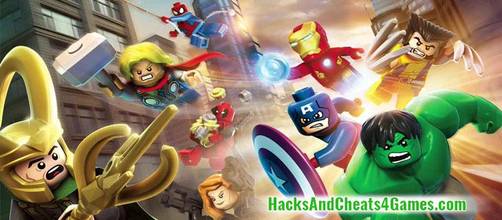 читы на игру lego marvel superheroes на деньги