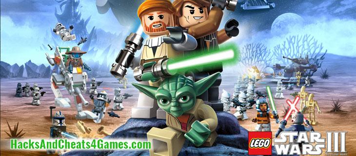 Lego Star Wars 3 The Clone Wars Читы на Золотые Блоки, Персонажи, Корабли, Наборы