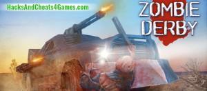 Zombie Derby Взлом (Читы) на Деньги для Android и iOS
