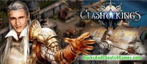 Clash of Kings Взлом (Читы) на Золото и все ресурсы для Android и iOS
