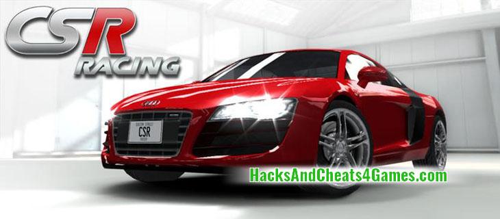 CSR Racing Взлом для Андроид и iOS
