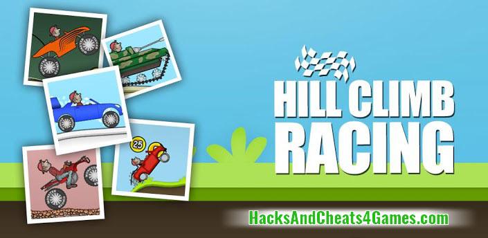 коды на деньги в игре hill climb racing