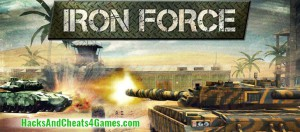 Iron Force Взлом (Читы) на Кристаллы и Деньги для iOS и Android