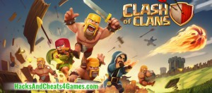 Clash of Clans Взлом на Кристаллы Чит Коды