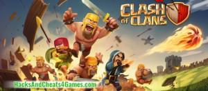Clash of Clans Взлом на Кристаллы Чит Коды