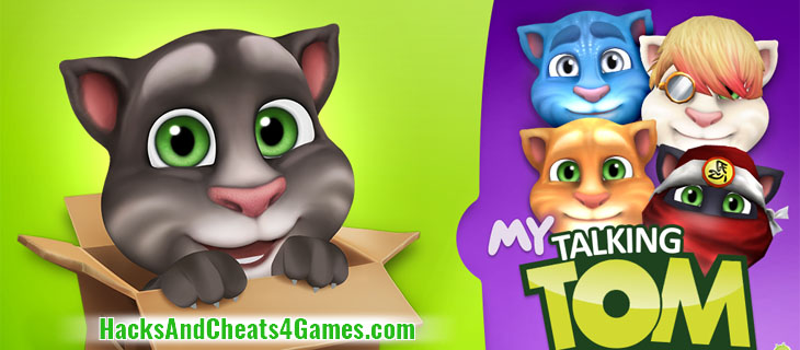 игры | My Talking Tom Cheats