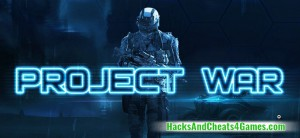 Project War Читы (Взлом) на Деньги