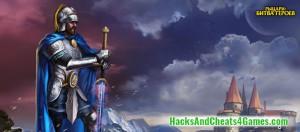 Рыцари: Битва Героев Взлом (Читы) на Кристаллы и Золотые монеты