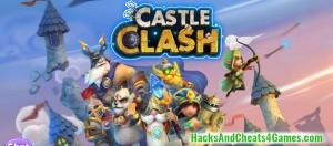Castle Clash Читы (Взлом) на Кристаллы (Самоцветы) и Героев