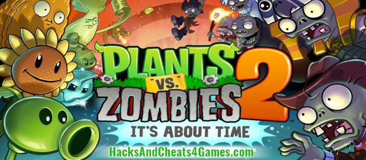 коды на деньги на игру зомби против растений 2