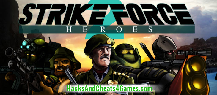 Strike Force Heroes Чит Коды Взлом