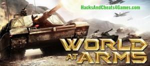 World at Arms (Мир в Огне) Взлом на Деньги и Звезды