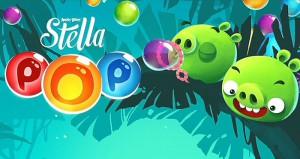 Angry Birds Stella POP Взлом на Золотые Монеты и Жизни
