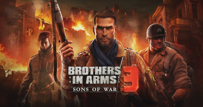 Brothers in Arms 3 Взлом на Деньги
