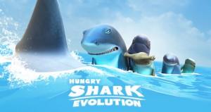 Hungry Shark Evolution Взлом на Деньги Читы