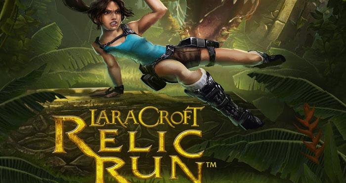 Lara Croft Relic Run Взлом на Много Денег