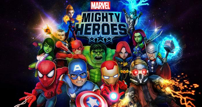 Marvel Mighty Heroes Взлом