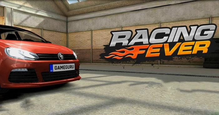 Racing Fever Взлом на Билеты и Деньги