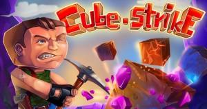Cube Strike 3D Взлом Кристаллы и Золото