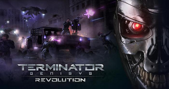 Terminator Genisys Revolution Взлом Золото и Денег