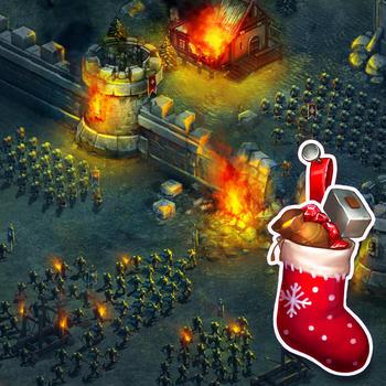 Битва за Трон (видеообзор игры на Android \ iOS) …