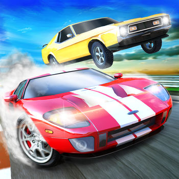 Car Drift Duels: Roof Racing Взлом для iOS. Читы на Android