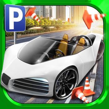 Concept Hybrid Car Parking Simulator АвтомобильГонки ИгрыБесплатно Взлом для iOS. Читы на Android