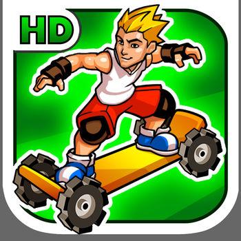 Extreme Skater Blitz HD Взлом для iOS. Читы на Android