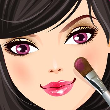 Макияж игры для девочек Взлом для iOS. Читы на Android
