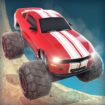 Monster Truck: гонки чемпионат Взлом для iOS. Читы на Android