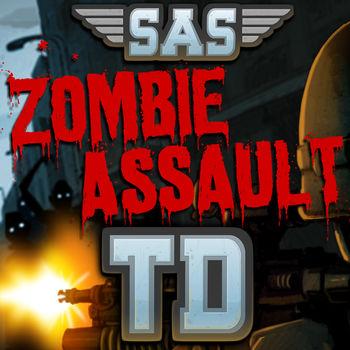 SAS: Zombie Assault TD HD Взлом для iOS. Читы на Android