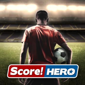 Скачать взломанную score hero на айфон