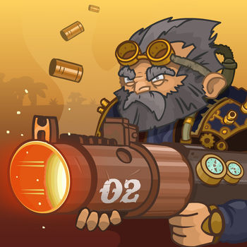 Steampunk Defense Взлом для iOS. Читы на Android